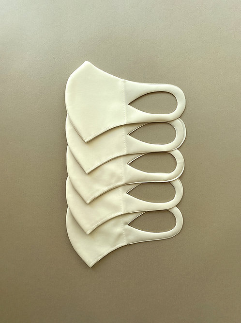 洗えるマスク5枚セット 日本製 マスク 抗菌