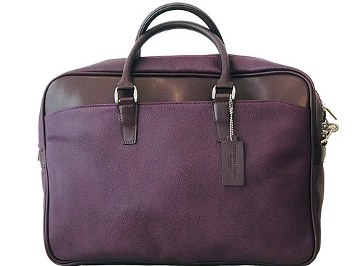 BRIEFCASE Purple