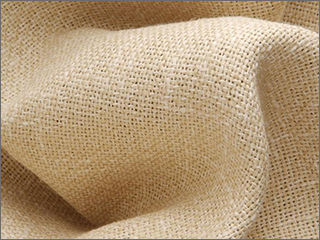 天然素材の麻布