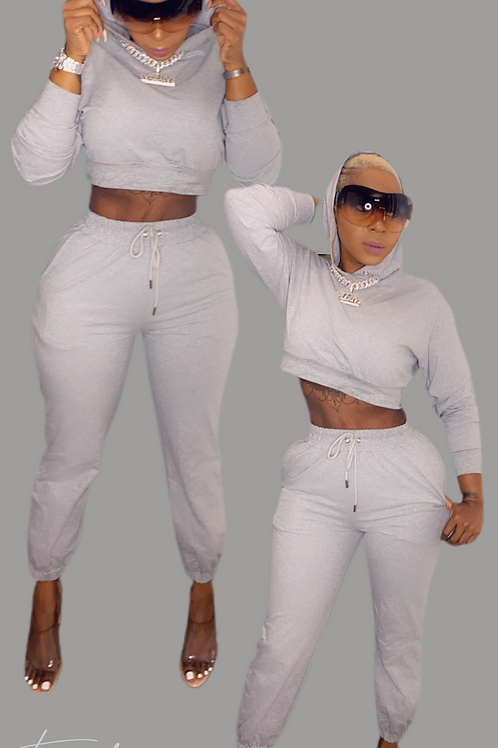 Move in Silence Jogger set