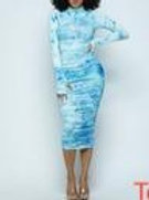 Cloud Nine Bodycon dress