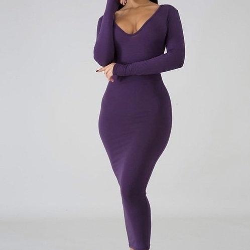 Shape like a Goddess Bodycon Dress