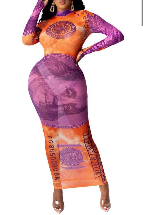 Get that Money Dress