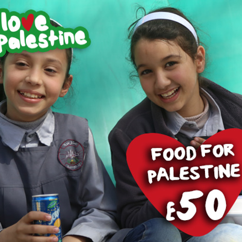 Food for palestine
