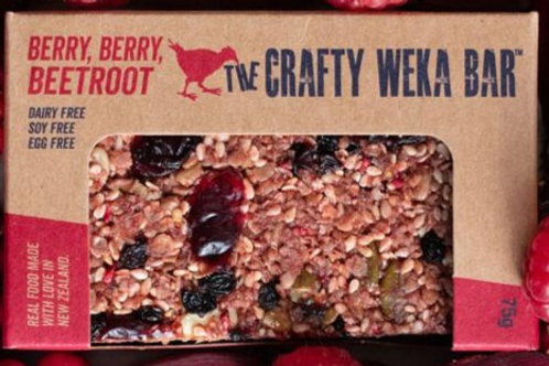 Berry Berry Beetroot Bar - 75g