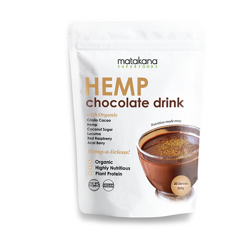Hemp Chocolate Drink - 260g