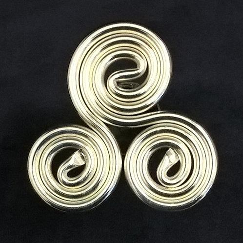 Triskelion Harmoniser Pendant