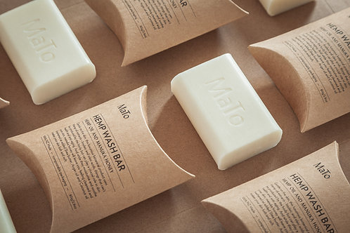 MaTo Hemp Wash Bar