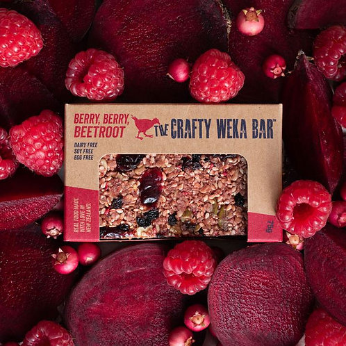 Berry Berry Beetroot Bar - Box of 12