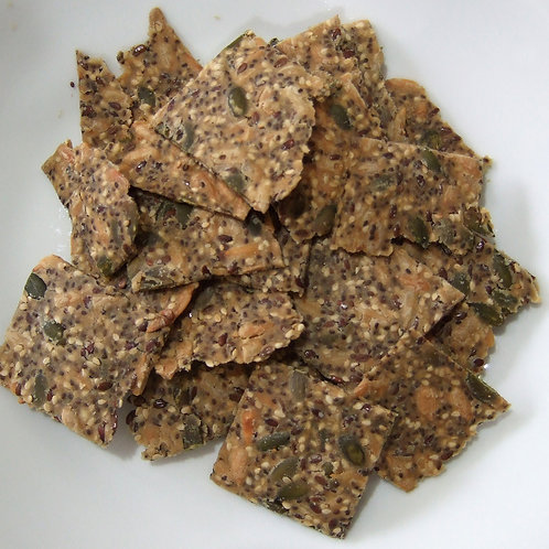 Rice Seed Crackers - 180 grams