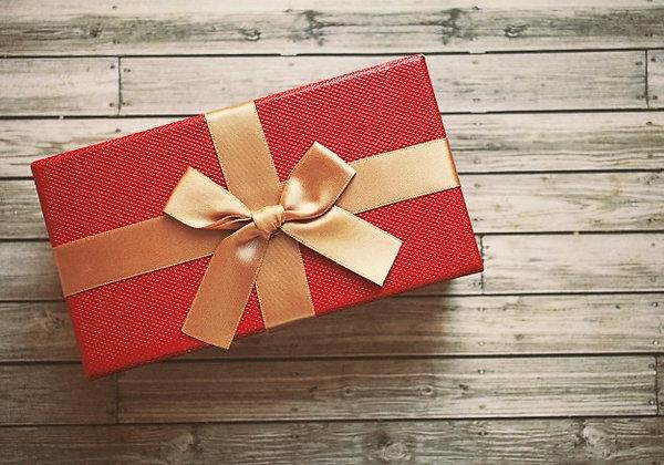 Option coffret cadeau