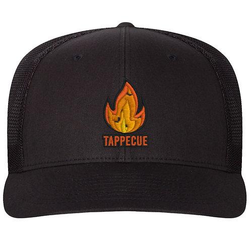 Tappecue Flame FlexFit Trucker Hat