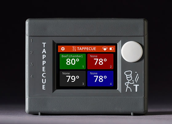 Tappecue Wi-Fi BBQ Thermometer