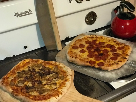 How To Make A Pizza Using Your Tappecue