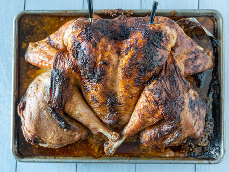 Butter Herb Turkey using the Tappecue AirProbe Deluxe Bundle