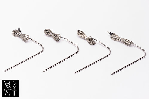 4 Replacement Meat Probes