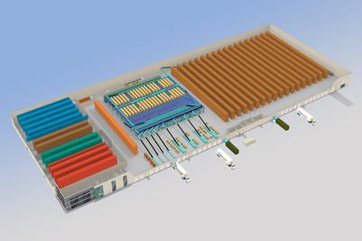 System rendering