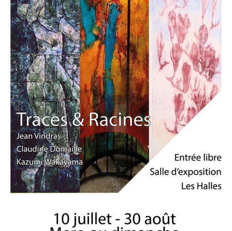 EXPOSITION TRACES & RACINES
