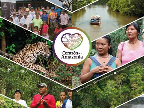 Corazón de la Amazonía