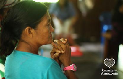 Mujer Serranía de Chiribiquete