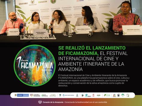 Se realizó en Bogotá el lanzamiento de FICAMAZONÍA