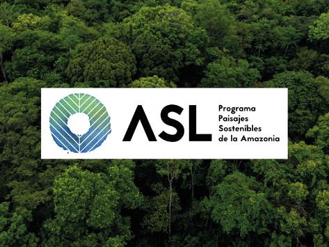 PROGRAMA ASL GEF CORAZÓN DE LA AMAZONÍA