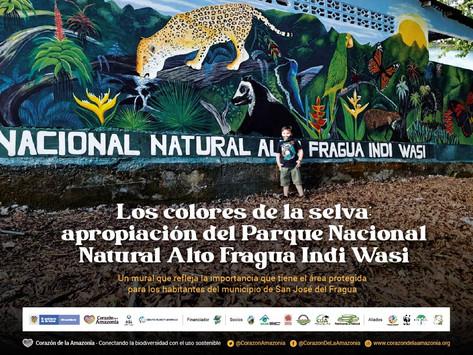 Los colores de la selva: apropiación del Parque Nacional Natural Alto Fragua Indi Wasi