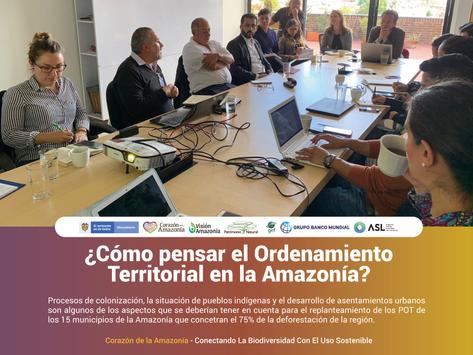 ¿Cómo pensar el Ordenamiento Territorial en la Amazonía?