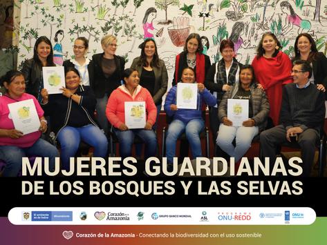 Mujeres guardianas de los bosques y las selvas