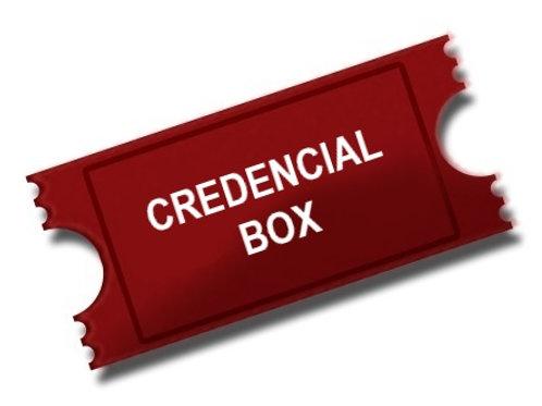 Credencial BOX