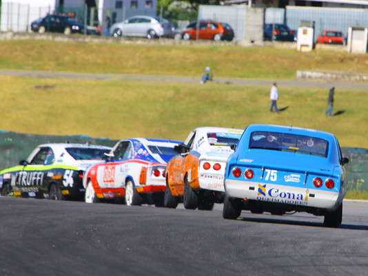 Old Stock Race - Sexta Etapa Acontece Neste Final de Semana.