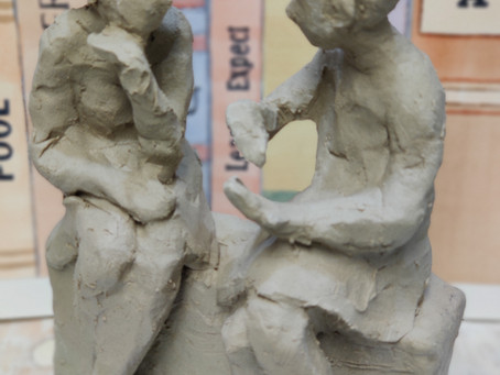 Clay Sketch Day 5