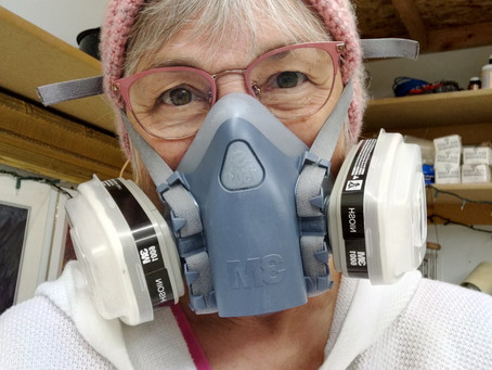 Not my Covid 19 Mask