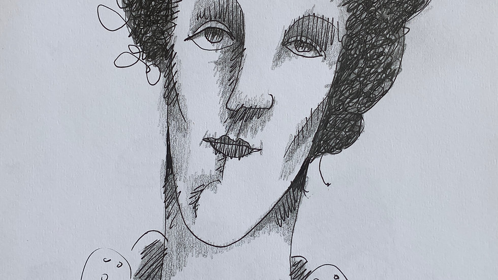 Portrait of 1890