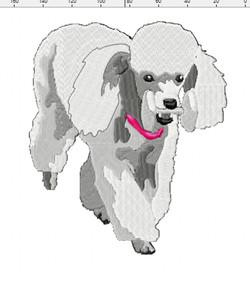 Poodle-RETRV-EMB-art-4-19SEWSIM