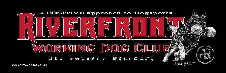 DOG TRAINING, St. Peters, St. Charles, IPO, Schutzhund, +R, clicker training