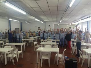 TRABALHADORES DO SETOR DE CACAU E BALAS TÊM REAJUSTE ACIMA DA INFLAÇÃO