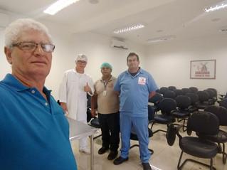 Moinho Anaconda tem nova comissão de CIPA