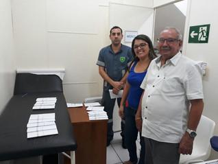 Vigor tem nova comissão de CIPA