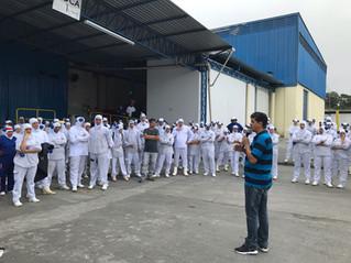 JBS Massa Leve e trabalhadores fecham acordo para reajuste