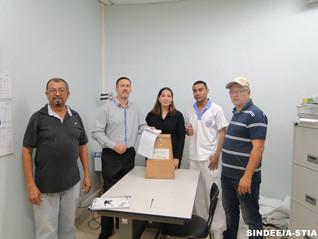 Eleição da CIPA na empresa Ocrim