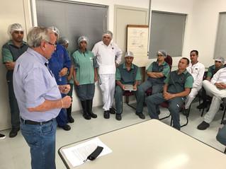 Trabalhadores da Duas Rodas/Mix aprovam renovação de acordos
