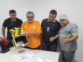Trabalhadores renovam comissão de CIPA na Minalba