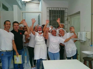 ASSEMBLEIA DE ENQUADRAMENTO NA EMPRESA BOLINHOS MM
