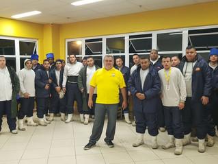 Trabalhadores da Swift fecham acordo coletivo