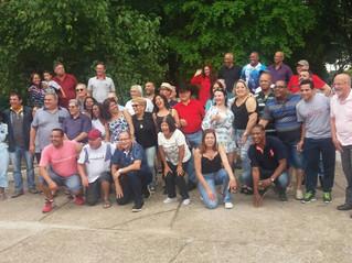 3º encontro dos aposentados da Nestlé Belenzinho e Marília