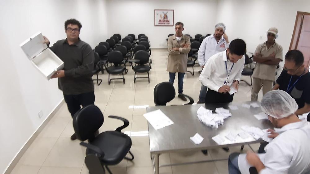 CIPA é eleita no Moinho Anaconda