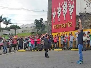 MOINHO ROMARIZ DESCUMPRE LEI E CONVENÇAO COLETIVA