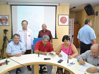 Assinatura do ACT Nestlé Brasil LTDA