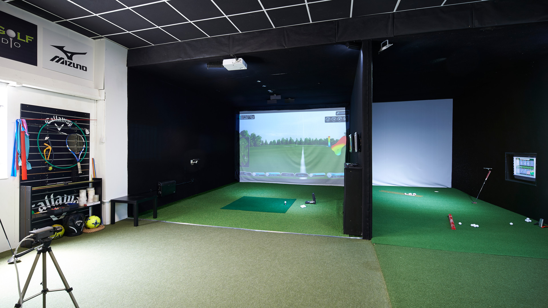 The Perfect place for golf improvement